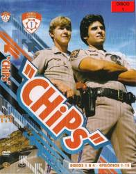 DVD CHIPs - 1 TEMP - 6 DVDs