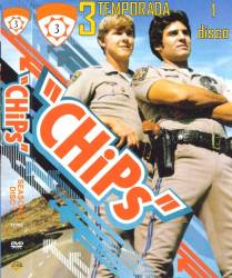 DVD CHIPs - 3 TEMP - 5 DVDs