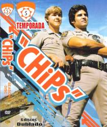 DVD CHIPs - 5 TEMP - 6 DVDs