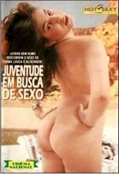 DVD JUVENTUDE EM BUSCA DE SEXO - PORNOCHANCHADA