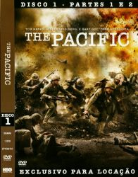DVD THE PACIFIC - 6 DVDS