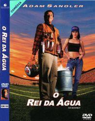 DVD O REI DA AGUA - ADAM SANDLER