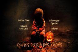 DVD CONTOS DO DIA DAS BRUXAS - DYLAN BAKER