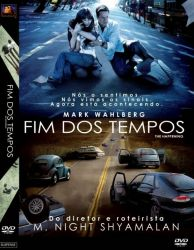 DVD FIM DOS TEMPOS - MARK WAHLBERG