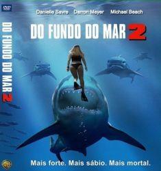 DVD DO FUNDO DO MAR 2 - MICHAEL BEACH