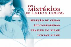 DVD OS MISTERIOS DE LAURA CROSS - STEPHEN BALDWIN