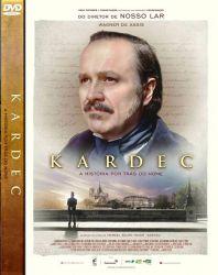 DVD KARDEC - LEONARDO MEDEIROS