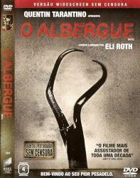 DVD O ALBERGUE - ELI ROTH