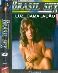 DVD LUZ CAMA AÇAO - PORNOCHANCHADA