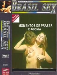 DVD MOMENTOS DE PRAZER E AGONIA - PORNOCHANCADA