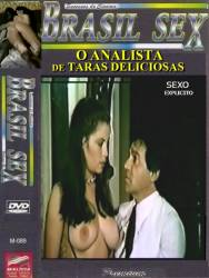 DVD O ANALISTA DE TARAS DELICIOSAS - PORNOCHANCHADA