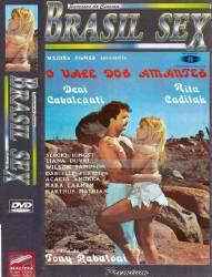 DVD O VALE DOS AMANTES - PORNOCHANCHADA