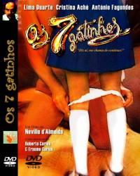 DVD OS 7 GATINHOS - PORNOCHANCHADA