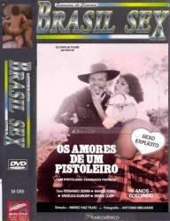 DVD OS AMORES DE UM PISTOLEIRO - PORNOCHANCHADA