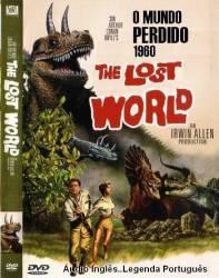 DVD O MUNDO PERDIDO - 1960