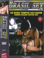 DVD OS BONS TEMPOS VOLTARAM, VAMOS GOZAR OUTRA VEZ - PORNOCHANCHADA