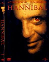 DVD HANNIBAL - ANTHONY HOPKINS