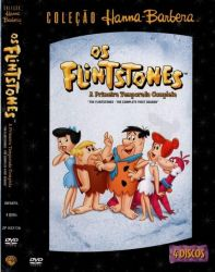 DVD OS FLINTSTONES 1 TEMP 4 DVD