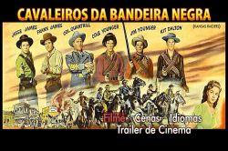 DVD CAVALEIROS DA BANDEIRA NEGRA - TONY CURTIS