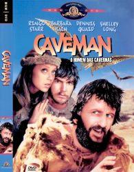 DVD CAVEMAN - O HOMEM DAS CAVERNAS - DENNIS QUAID