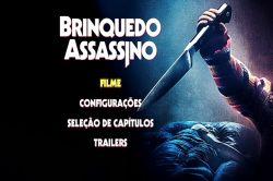 DVD BRINQUEDO ASSASSINO - 2019