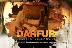 DVD DARFUR - DESERTO DE SANGUE - BILLY ZANE