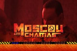 DVD MOSCOU EM CHAMAS - ADRIAN PAUL