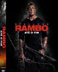 DVD RAMBO ATE O FIM  - SYLVESTER STALLONE