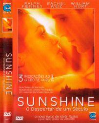 DVD SUNSHINE - O DESPERTAR DE UM SECULO - RALPH FIENNES