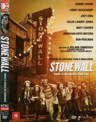 DVD STONEWALL - ONDE O ORGULHO COMEÇOU - RON PERLMAN