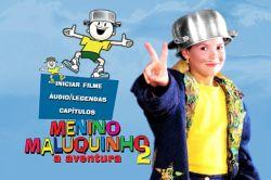 DVD MENINO MALUQUINHO 2 - A AVENTURA