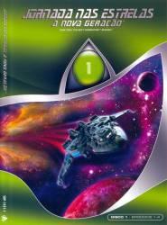 DVD JORNADA NAS ESTRELAS - A NOVA GERAÇAO - 7 TEMP - 7 DVDs