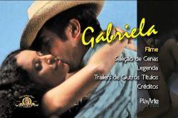 DVD GABRIELA CRAVO e CANELA - 1983
