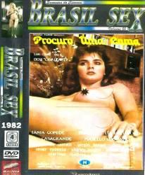 DVD PROCURO UMA CAMA - PORNOCHANCHADA