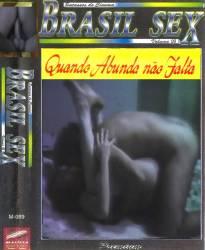 DVD QUANDO A BUNDA NÃO FALTA - PORNOCHANCHADA