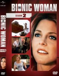 DVD A MULHER BIONICA - 2 TEMP - 6 DVDs