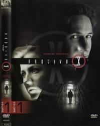 DVD ARQUIVO X - 1 TEMP - 7 DVDs