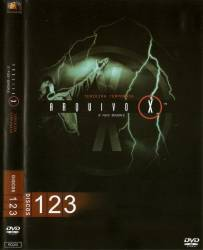 DVD ARQUIVO X - 3 TEMP - 7 DVDs