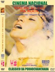 DVD VIAGEM AO CEU DA BOCA - PORNOCHANCHADA