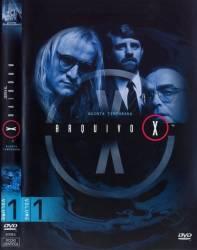 DVD ARQUIVO X - 5 TEMP - 6 DVDs