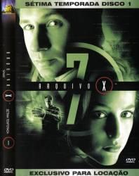 DVD ARQUIVO X - 7 TEMP - 6 DVDs