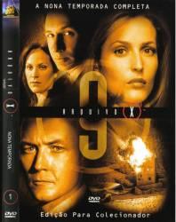 DVD ARQUIVO X - 9 TEMP - 7 DVDs - FINAL