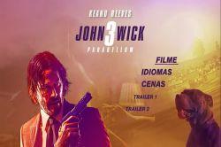 DVD JOHN WICK 3 - PARABELLUM - KEANU REEVES