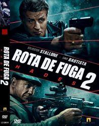 DVD ROTA DE FUGA 2 - SYLVESTER STALLONE