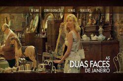 DVD AS DUAS FACES DE JANEIRO - VIGGO MORTENSEN