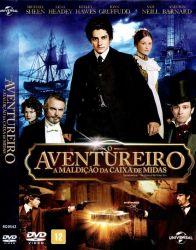 DVD O AVENTUREIRO - A MALDIÇAO  DA CAIXA DE MIDAS - SAM NEILL