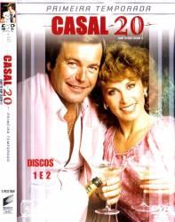 DVD CASAL 20 - 1 TEMP - 6 DVDs