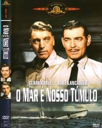 DVD O MAR E NOSSO TUMULO - 1958