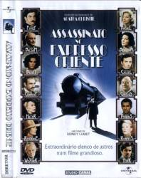 DVD ASSASSINATO NO EXPRESSO ORIENTE