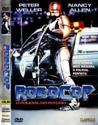 DVD ROBOCOP - O POLICIAL DO FUTURO